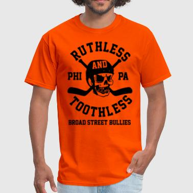Ruthless & Toothless Phi - Men's T-Shirt
