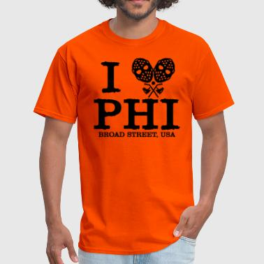 I Heart Philly - Men's T-Shirt