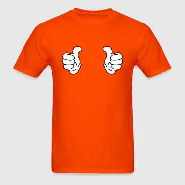 Thumbs up Bro! - T-shirt pour hommes