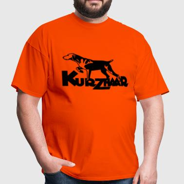 kurzhaar_one_color - Men's T-Shirt