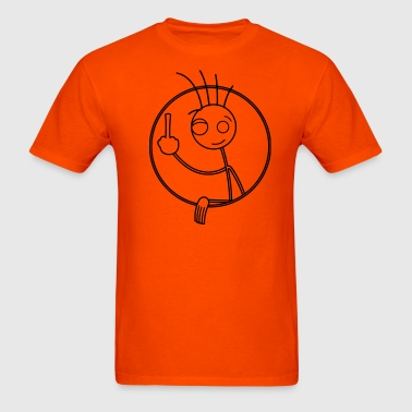 finger - Men's T-Shirt