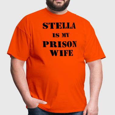Stella Prison Wife - Men's T-Shirt