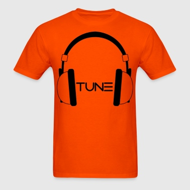 Tune - Men's T-Shirt