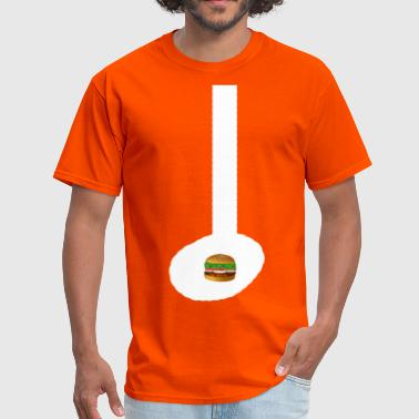 Burger - Men's T-Shirt