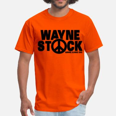 Wayne And Garth Wayne Stock (2) - Men's T-Shirt