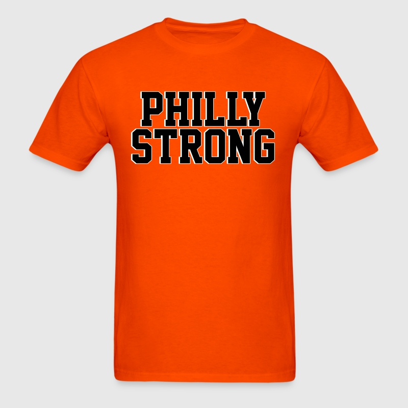 Philly Strong - Men's T-Shirt