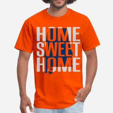 Hometown Home Hometown Pride Blue - Men's T-Shirt