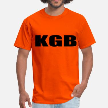 Kgb Cia KGB (3) - Men's T-Shirt