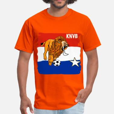 Nederlandse The Netherlands Quest for Brazil World Cup 2014  - Men's T-Shirt