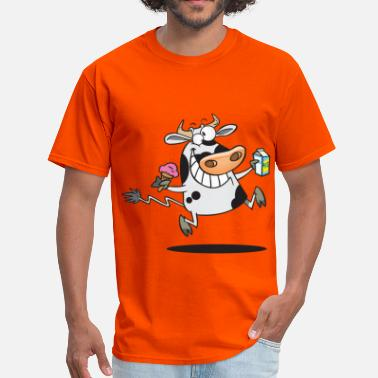 Moo MOO time - Men's T-Shirt