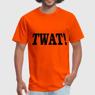 Misfits Tv TWAT! - Men's T-Shirt
