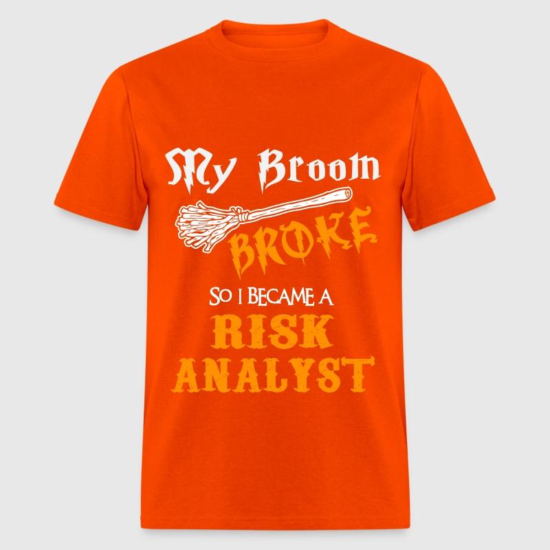risk analyst t shirt spreadshirt