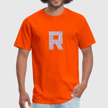 Duct 5 Letter R - Men's T-Shirt