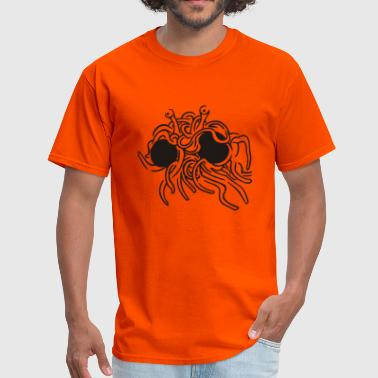 Fsm Flying Spaghetti Monster - Men's T-Shirt