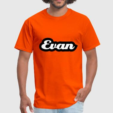 evan - Men's T-Shirt