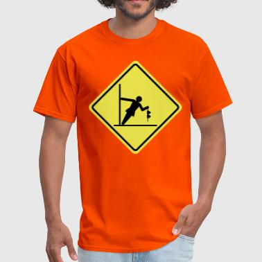 Sex Road Sign Road Sign Strip Club - Men's T-Shirt