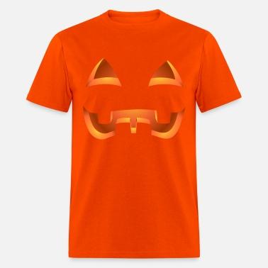 e3556a936 Pumpkin Shirts Jack-o-Lantern Halloween Shirts Men's Premium ...