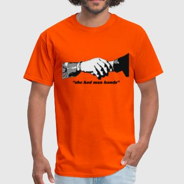 Seinfeld - Man Hands - Men's T-Shirt