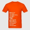 Alex Quote (A Clockwork Orange) - Men's T-Shirt