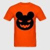 halloween evil bear - Men's T-Shirt