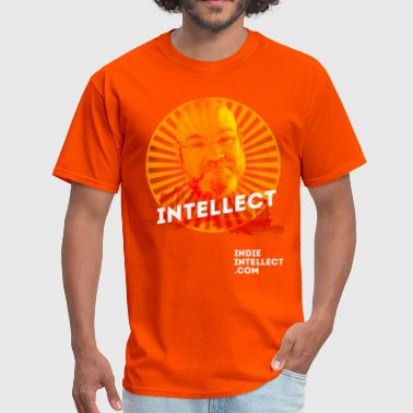 Intellect Joel Sexton: Man of Intellect - Men's T-Shirt