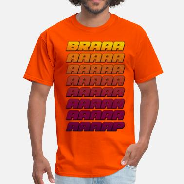 Atv BRAAAAP ORG PRPL - Men's T-Shirt