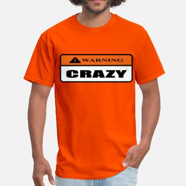 Crazy Skull crazy - Men's T-Shirt