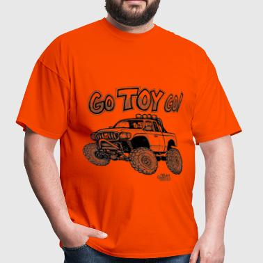 Go Toy Go Tacoma - Men's T-Shirt