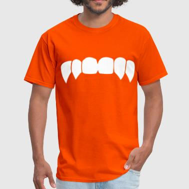 Upper Fangs - Men's T-Shirt