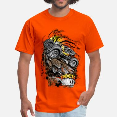 Rock Buggy Sun Tree - Men's T-Shirt