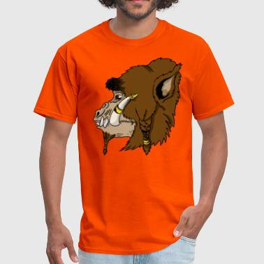 Fantasy Chieftain Ape-man - Men's T-Shirt
