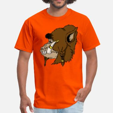 Get Your Game Face On Fantasy Chieftain Ape-man - Men's T-Shirt