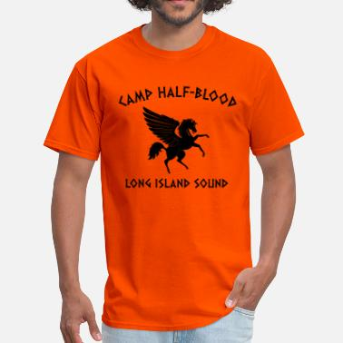 Jackson Camp half blood - Men's T-Shirt
