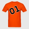 Retro Dukes of Hazzard 01 - Men's T-Shirt