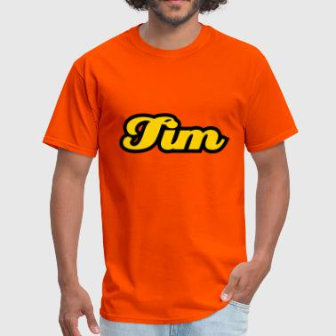 tim - Men's T-Shirt