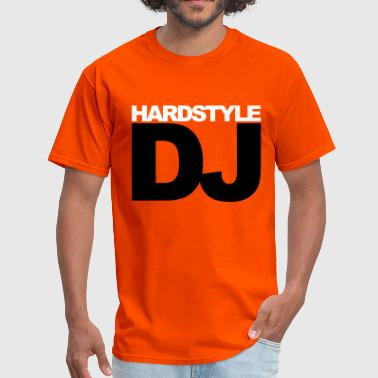 Hardstyle DJ V2 - Men's T-Shirt