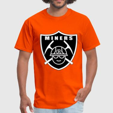 Bitcoin Miners - Men's T-Shirt