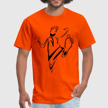 Made In Punjab Bhangra Man - Punjabi T-Shirt - Men's T-Shirt