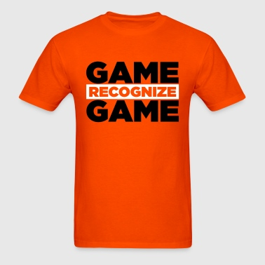 game recognize game - Men's T-Shirt