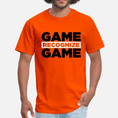 To Recognize game recognize game - Men's T-Shirt