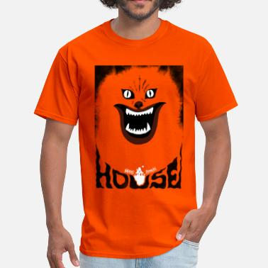 Japanese Movie House Poster Tee (Japanese Horror Movie 1977) - Men's T-Shirt