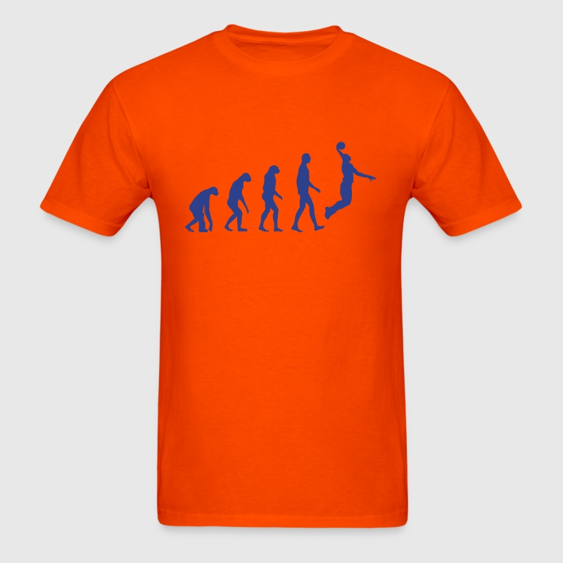 Evolution Basketball - Men's T-Shirt