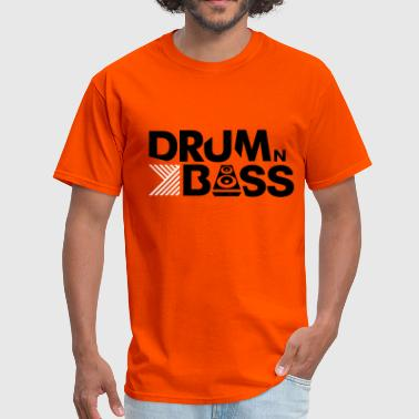 Drum n Bass - Men's T-Shirt