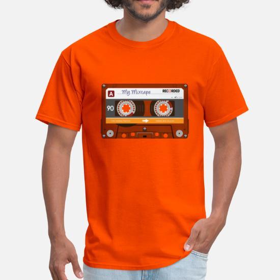 My Mixtape - Mens Men's T-Shirt | Spreadshirt