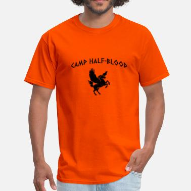 Half Camp Half-Blood - Men's T-Shirt