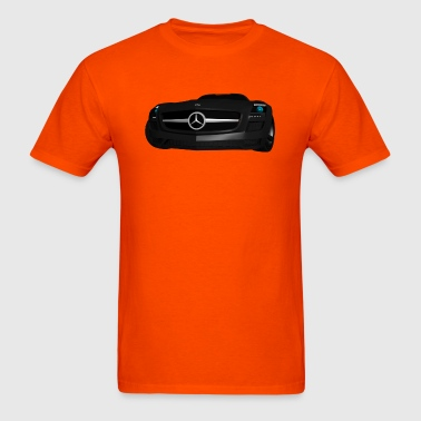 mercedes sls amg - Men's T-Shirt
