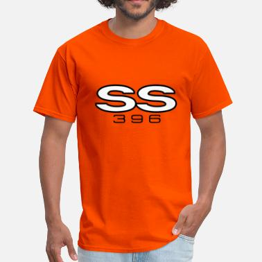 Big Block Chevy SS 396 emblem - AUTONAUT.com - Men's T-Shirt