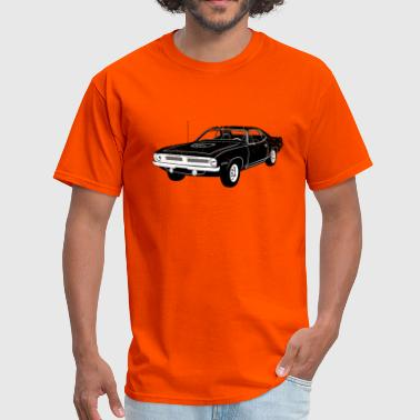 Barracuda 1970 Plymouth Hemi Cuda - Men's T-Shirt