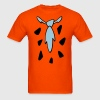 fred flintstone tie - Men's T-Shirt