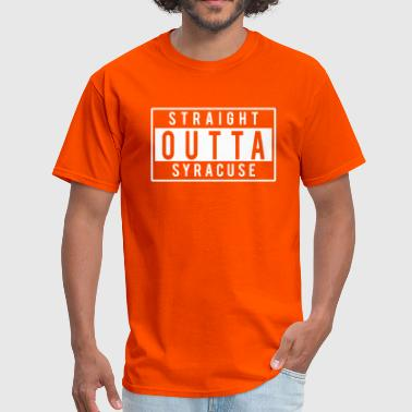 Cuse Straight Outta Syracuse - Men's T-Shirt